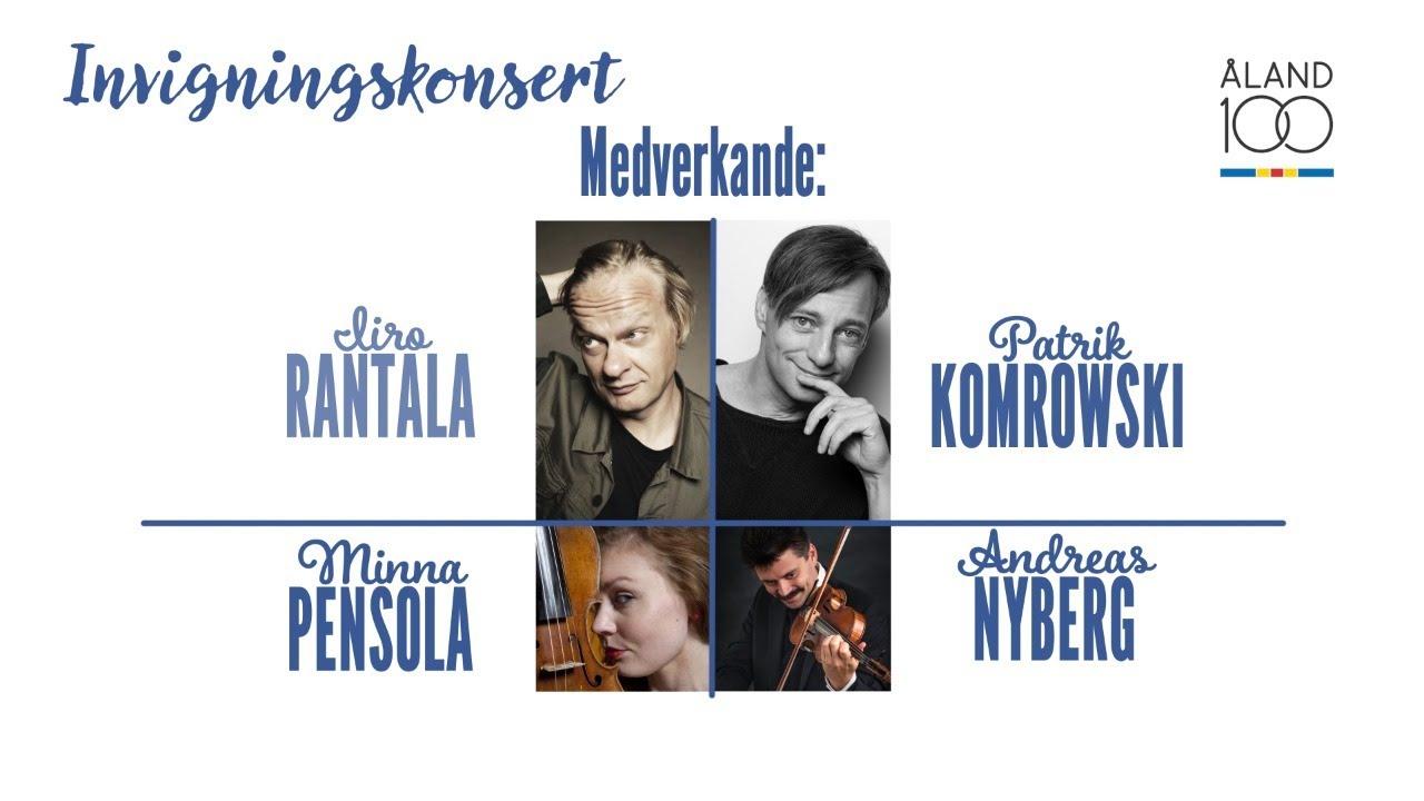 Download Åland 100 - Invigningskonsert