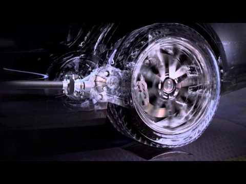 2016 Cadillac CTS V испытания на стенде + работа двигателя, ходовой