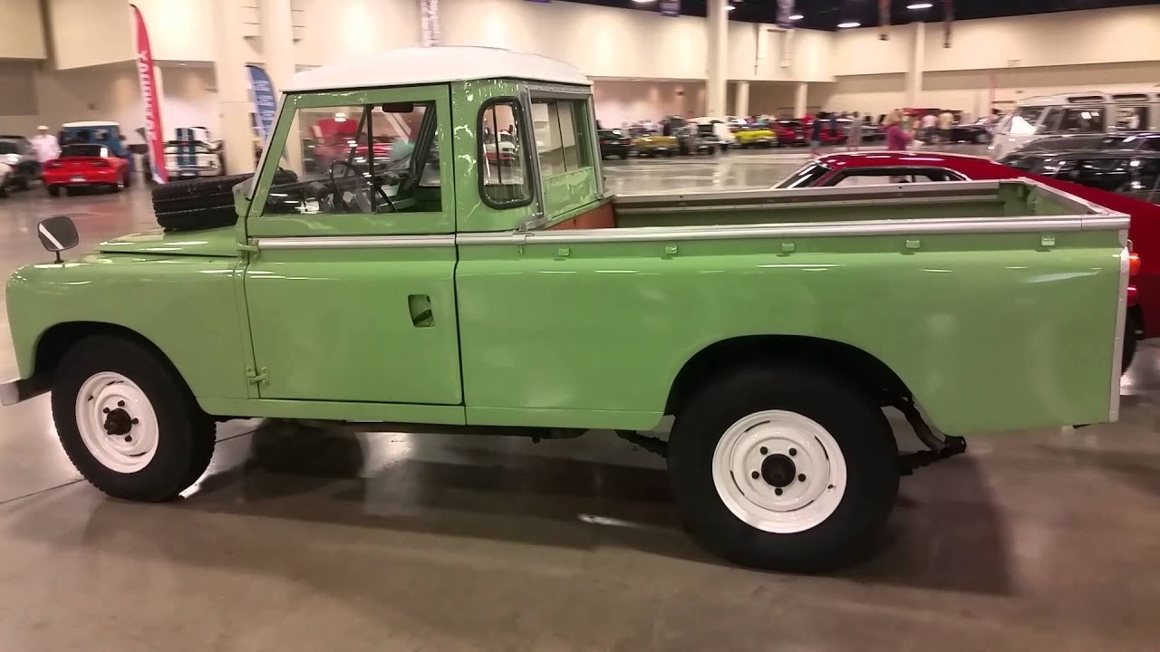 our ll rover landrover joins land cars kind s last we so very reviews altogether defender appropriate its of that it experience for see fleet magazine february restored car ever another sale the