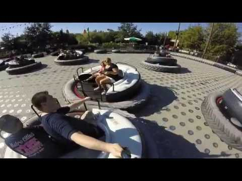 Gopro Hero at Disneyland 2014