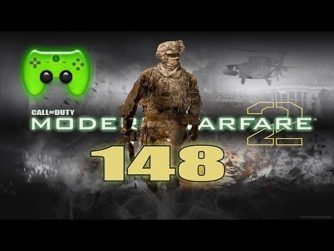 MODERN WARFARE 2 # 148 - Skidrow Battle ohne G18 «»  Let's Play Modern Warfare 2 | HD