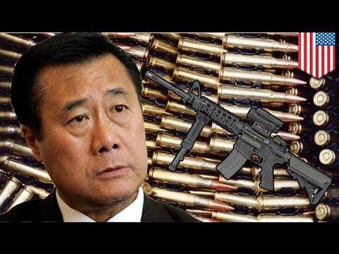California state Senator Leland Yee: Part-time politician, full-time arms dealer