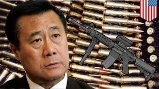 California state Senator Leland Yee: Part-time politician, full-time arms dealer