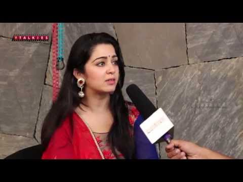 """'Charmy Kaur' Special Interview about """"Jyothi Lakshmi'' - Ytalkies Exclusive"""