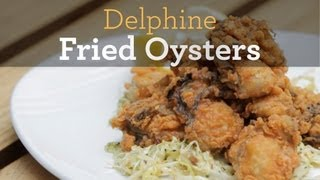 Best Fried Oysters - Inside My Kitchen