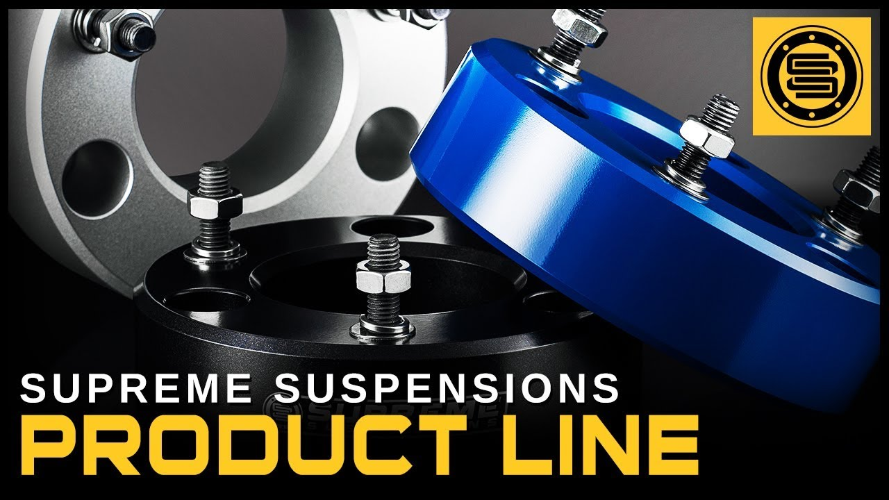 Supreme Suspensions | Lift Kits & Leveling Kits and
