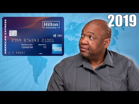Hilton Honors American Express Aspire Card | Best Travel Rewards Cards