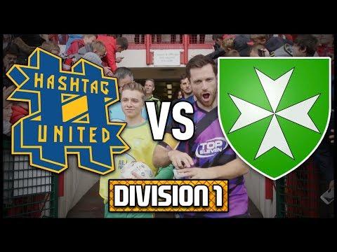 HASHTAG UNITED vs ST JOHN FC (ChrisMD) - DIVISION 1