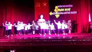Nhảy hiện đại (baby-seve-waka)