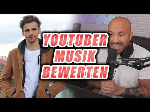 """fynn kliemann - MORGEN / Ich bewerte """"MUSIK"""" von Youtubern"""