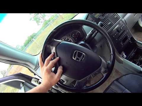 Honda Pilot and Odyssey Ignition Lock Cylinder Repair