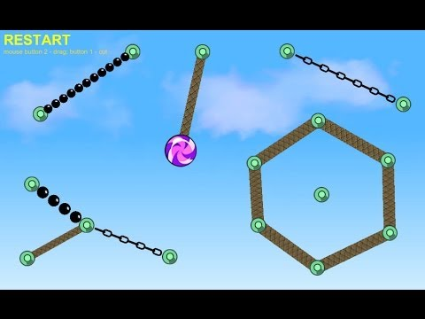 2D Rope & Bridge System - Unity Forum