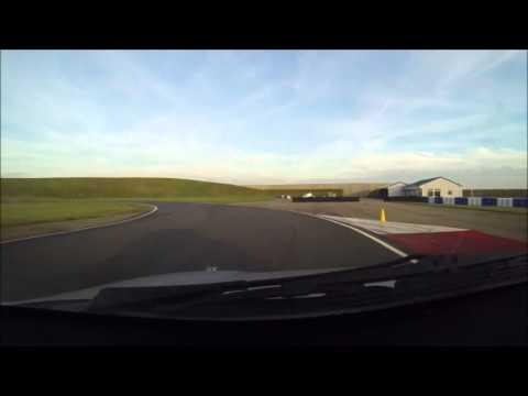 Clio 172 Bedford Autodrome Trackday 18 January 2014