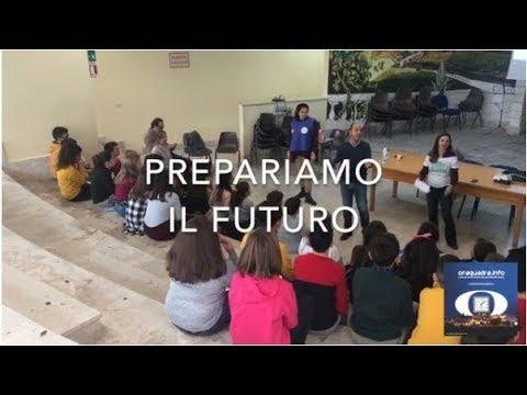 Prepariamoci al futuro a Grottaglie 4 giorni dedicati all'ambiente
