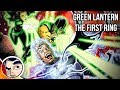 "Green Lantern ""First Ring's Origins"" - Rebirth Complete Story"