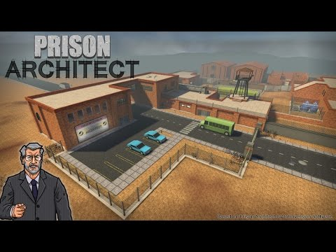 Prison Architect - MODO 3D SECRETO!!! (EASTER EGG)