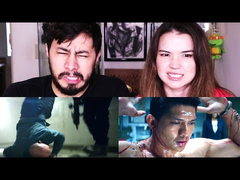 MILE 22  Mark Wahlberg  Iko Uwais   Reaction!