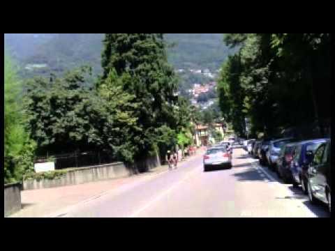 COMO - CERNOBIO in BDC - Ciclismo GIRO LARIO