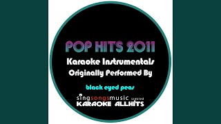 Rock That Body (Originally Performed By Black Eyed Peas) (Karaoke Audio Instrumental)