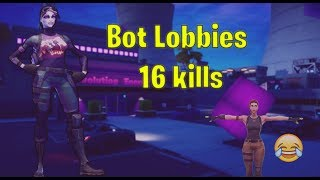 High Kill Game With 98 Bots In #fortnite Season 1 Chap 2 #ControllerGang