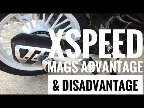 Motovlog#001 XSPEED MAGS | FUEL EFFICIENT | VLOGTALK | X SPEED MAGS REVIEW | ADVANTAGE & DISADVANTAG