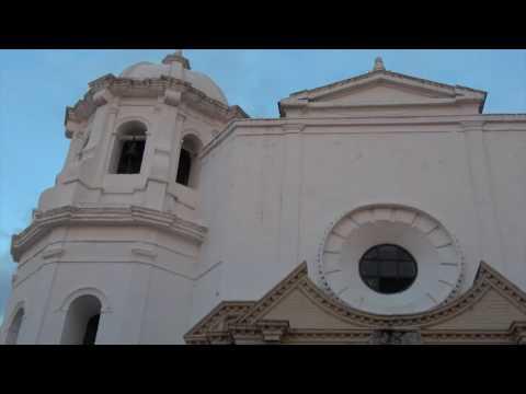 Short touristic visit of Popayan (Colombia)