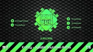 kronzy syllable shutdown instrumental 2017 270