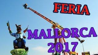 COMIENZA LA FERIA DEL RAM DE MALLORCA 2017