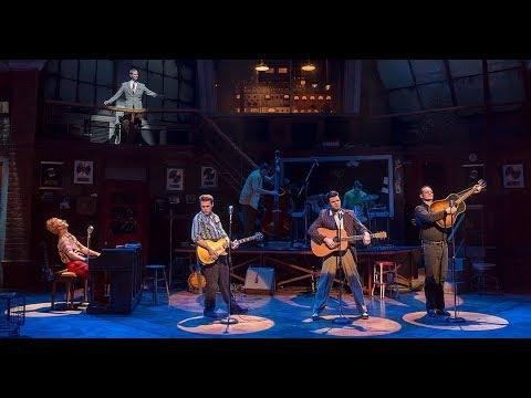 MILLION DOLLAR QUARTET Opens at the Playhouse