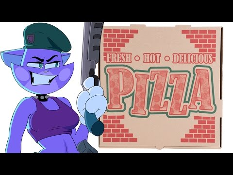 Why Does A Round Pizza Come In A Square Box? | Dolan Life Mysteries