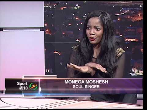 Thomas Mlambo  interviews musician Moneoa Moshesh