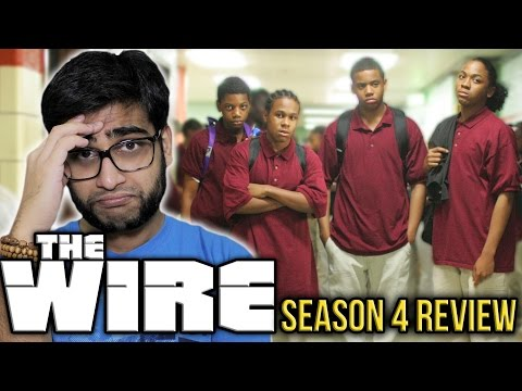 The Wire - Season 4 Review