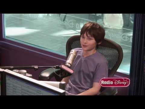 Jared Gilmore from ABC's