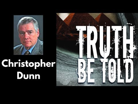 Is The Great Pyramid A Machine?  By Best Selling Author Christopher Dunn