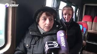 Şəkidə 20 yanvar günü avtobuslar pulsuz xidmət göstərib