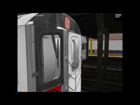 1 Train to Van Cortlandt Park-242 Street