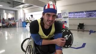 5th International Rezept-Sport Wheelchair Half Marathon