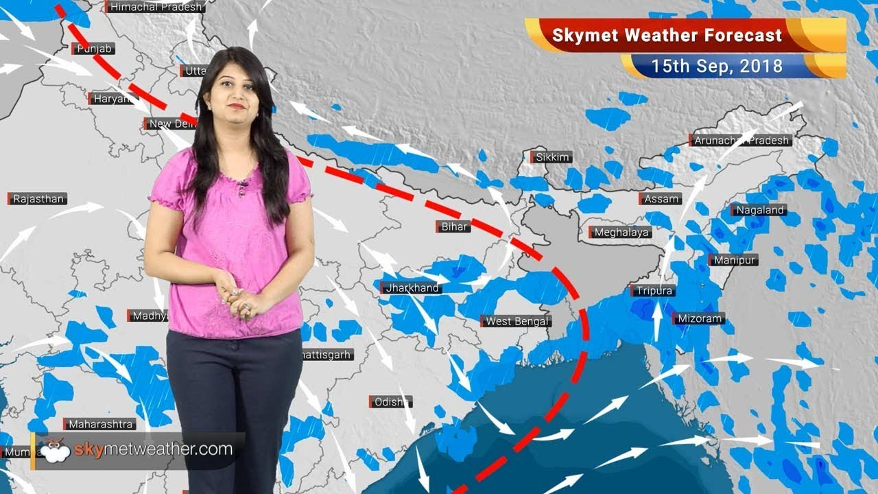 Weather Forecast for Sep 15: Rain in Chennai, Tamil Nadu