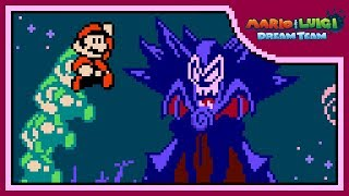 The Final Antasma (8-Bit Remix) - Mario & Luigi: Dream Team