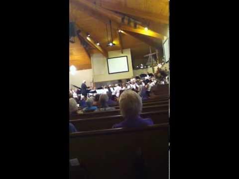 Amador County Concert Band- Those Fabulous Flutes