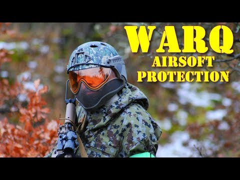 Gear - WARQ airsoft protection [French]