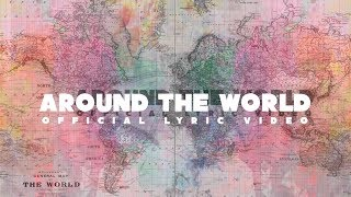 The Cold Atomic - Around the World [Official Lyric Video]