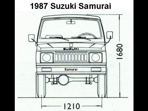 suzuki samurai the last american samurai