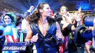 Adam Rose uses the WWE Universe to find out if Vickie Guerrero is a lemon or a Rosebud