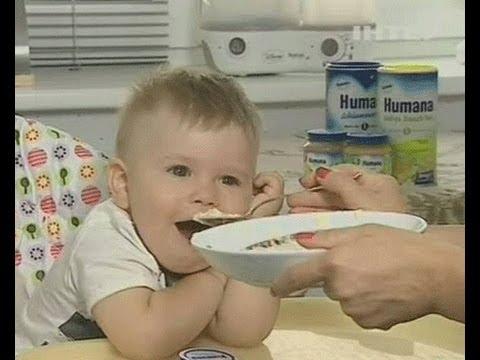 Проблемы с Пищеварением у Ребенка - Ранок - Інтер