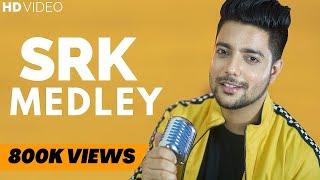 50 SRK Songs on One Beat | Shahrukh Khan Medley | Siddharth Slathia | Bollywood Mashup 2019
