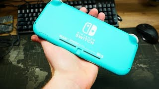 the-speedy-diver-finally-bought-a-nintendo-switch