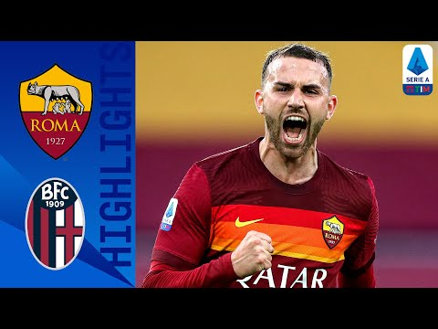 AS Roma Bologna Goals And Highlights