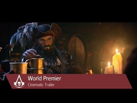 Assassin's Creed IV Black Flag: World Premiere | Trailer | Ubisoft [US]