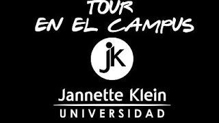 TOUR POR JANNETTE KLEIN UNIVERSIDAD! (VISITANDO UNIVERSIDADES DE MODA) - FARFELÚ